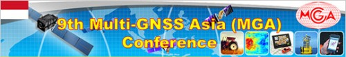 ZI-TEC/ Indonesia join the 9th Multi-GNSS Asia (MGA) Conference!