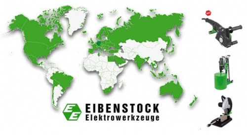ZI-TEC appointed an exclusive distributor of Eibenstock Power Tools in Thailand