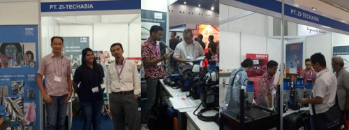 ZI-TEC/ TOOLS INDONESIA EXHIBITED IN INAMARINE FORUM 2017