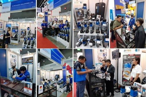 ZI-TEC presented BDS metal processing solutions at Metalex 2019