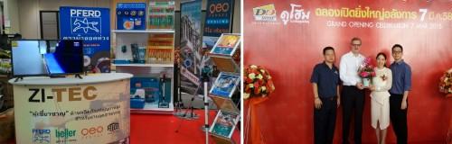 ZI-TEC welcome the grand opening of Do Home, Rama II