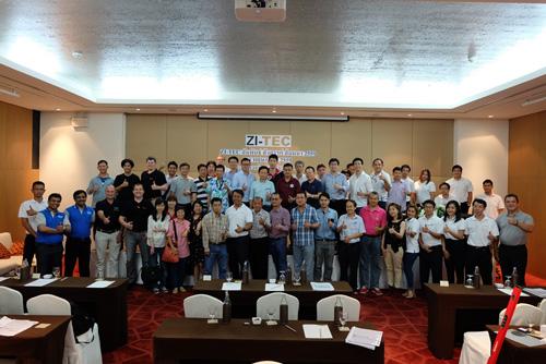 ZI-TEC Tools Division - Dealer Seminar, May 2016. งานไซเทค สัมพันธ์ สังสรรค์ สัมมนา 2016