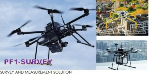 ZI-TEC' Surveying and Tools Department joined the Industrial Revolutions of The Sky conference