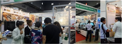 ZI-TEC debut their new business; Packaging Solutions at Propak Asia 2018