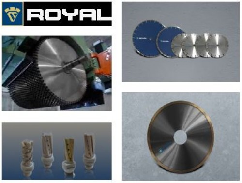 ZI-TEC Thailand appointed an exclusive distributor of Royal Diamond Tools